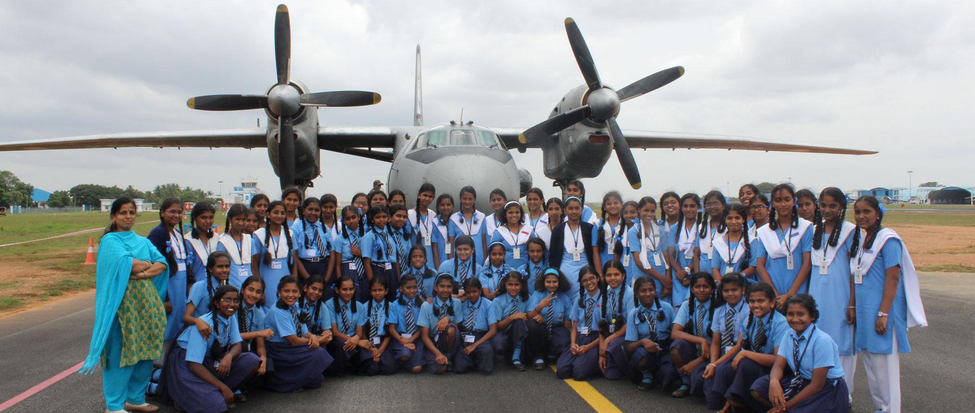Air Force School Yelahanka